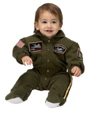 Baby Armed Forces Pilot Costume Infant Halloween Costume 6 12 M
