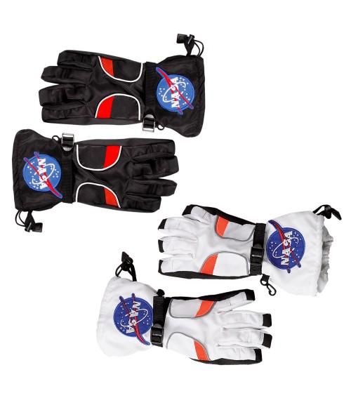 Black Astronaut Gloves