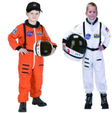 Astronaut Costume, Space Suit, Helmet Child to Adult