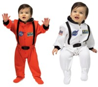 Infant Baby Astronaut Costume 6-12 M
