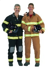 Adult Fire Fighter Fireman Costume