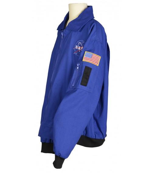Flight Jacket Left