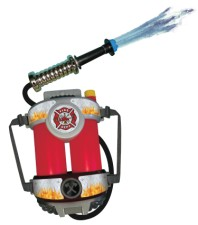 Fire Power Super Soaker Hose with Back Pack