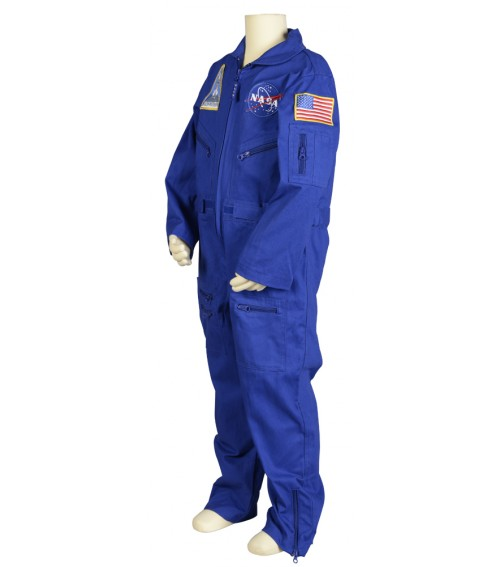 Flight Suit Left