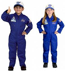 Jr. Flight Suit with Cap