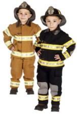 Firefighter  Costume, Fireman Suit
