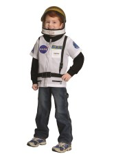 Astronaut Shirt with Youth Helmet