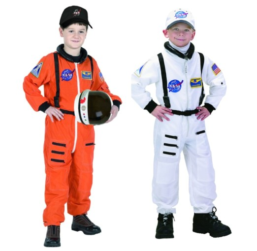 kids astronaut costume with helmet