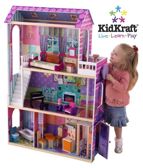 Interactive Dollhouse Kidkraft Kids Dream Spot